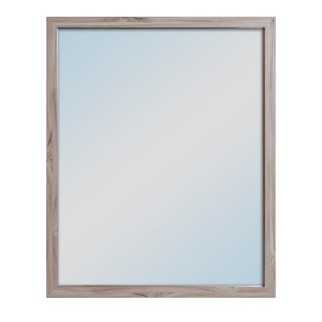 Signatory Perfection Mirror - 17-in x 25-in White Blush