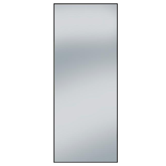 Columbia Frame Aluminum Frame Mirrror 27-in x 70-in Black
