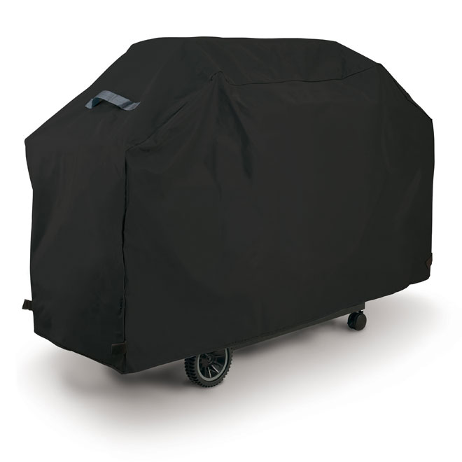 """Deluxe Barbecue Cover - 51"""" - Black"""