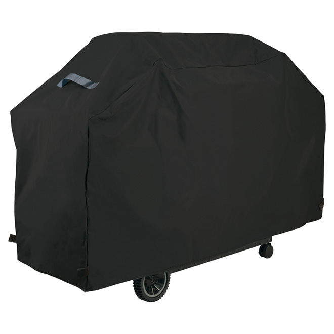 "Deluxe Barbecue Cover - 74"" - Black"