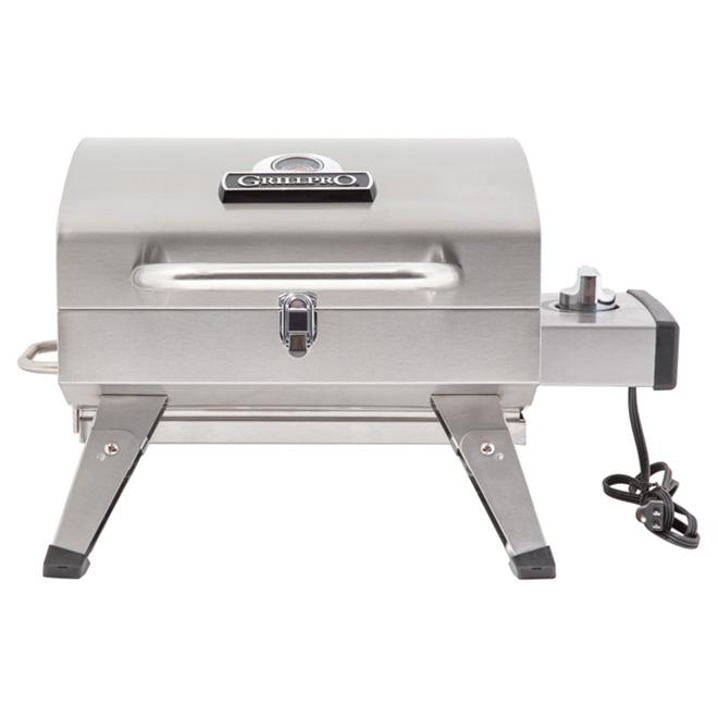 Barbecue électrique portatif, 200 po²