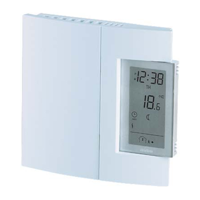 Aube Programmable Baseboard Thermostat Th106 U Rona