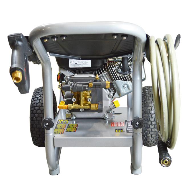 Pressure Washer - CRX950 - 3400 psi - Steel - Silver