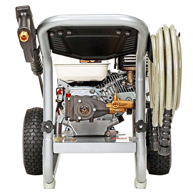Pressure Washer - GX200 - 3700 psi - Steel - Silver