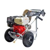 Pressure Washer - GX270 - 4000 PSI - Steel - Silver