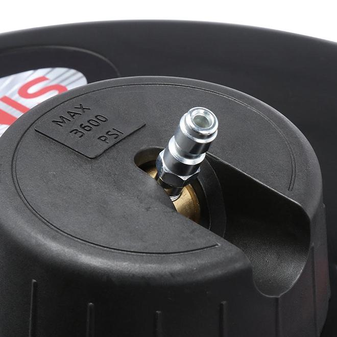 Nettoyeur de surface, laveuse à pression, 15'', 3600 lb/po²
