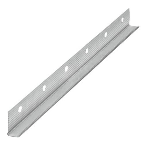 Baguette d'angle en acier D-100,  1/2 po x 8 pi