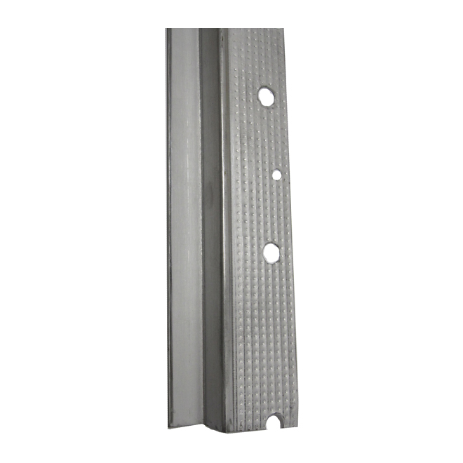 Moulure d'encadrement en acier pour cloison sèche D-300
