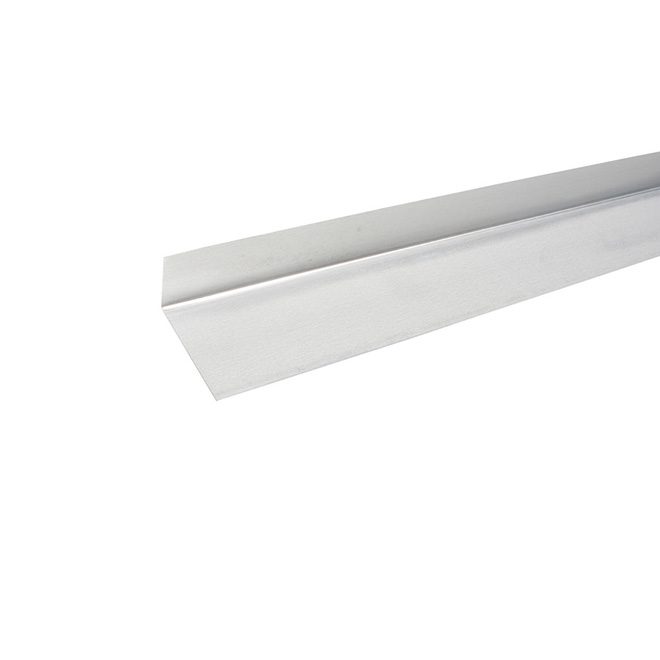 """D-700"" Steel Angle Framing Trim - 1"" x 2"" x10'"