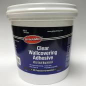 Adhesive - Clear Wallcover Adhesive