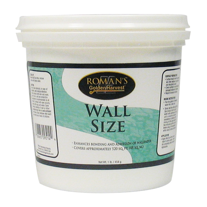 Wall Size