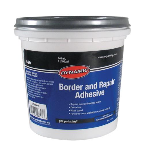 Border and Repair Adhesive