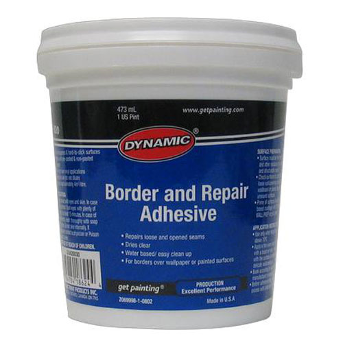 473 mL Adhesive for Wallpaper Borders