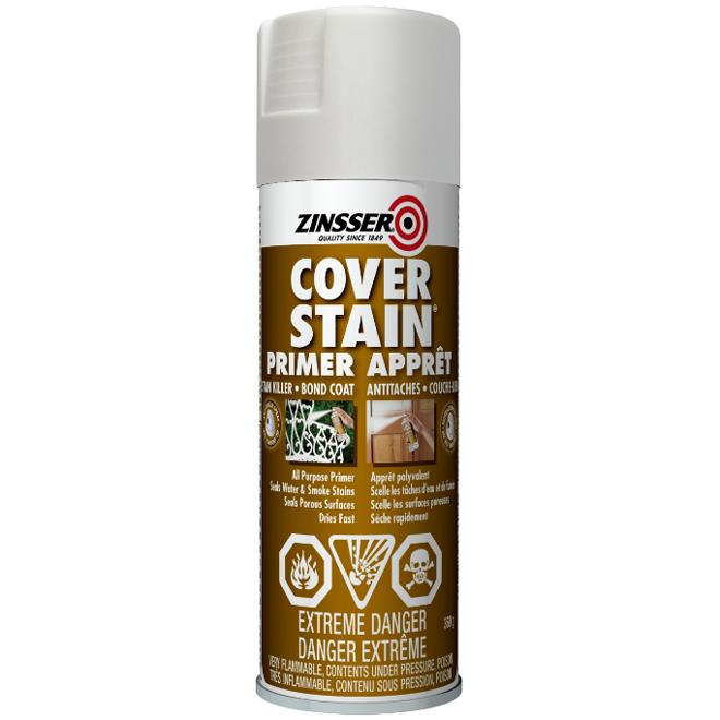 Zinsser Cover Stain(R) Spray Primer Sealer - 369 g - White