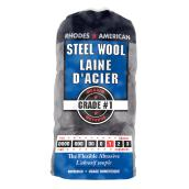 Medium Steel Wool - #1 - 12-Pack