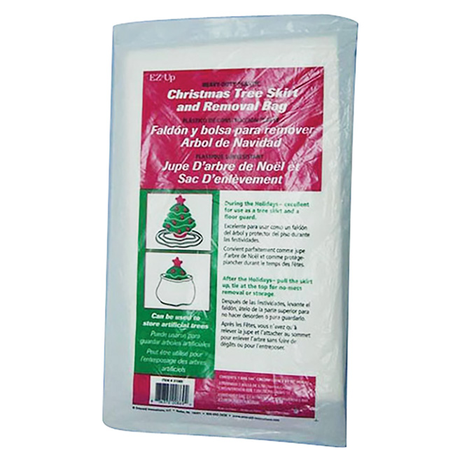 Christmas Tree Bags.Santa S Solution Disposable Tree Bag 300000903 Rona