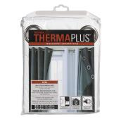 "Energy Efficient Liner for Grommet Curtain - 50"" X 82"" - White"