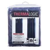 "Lazuli Grommet Curtain - 52"" X 84"" - Navy"