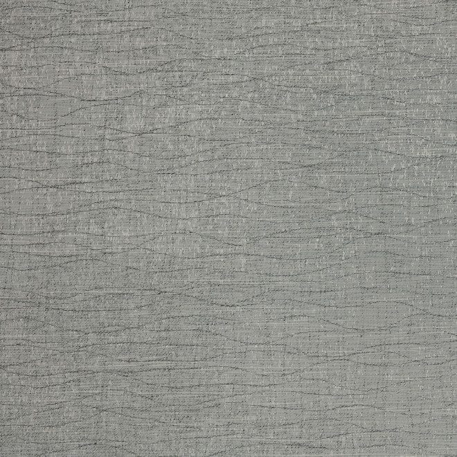 Commonwealth Gladstone Light Filtering Grommet Curtain Panel 52-in x 84-in - Silver