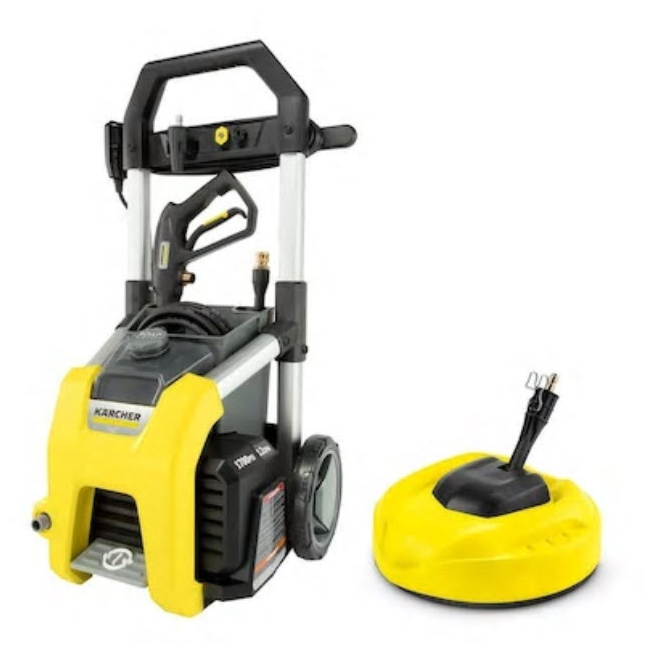 Karcher Pressure Washer - Electric - 1700 PSI