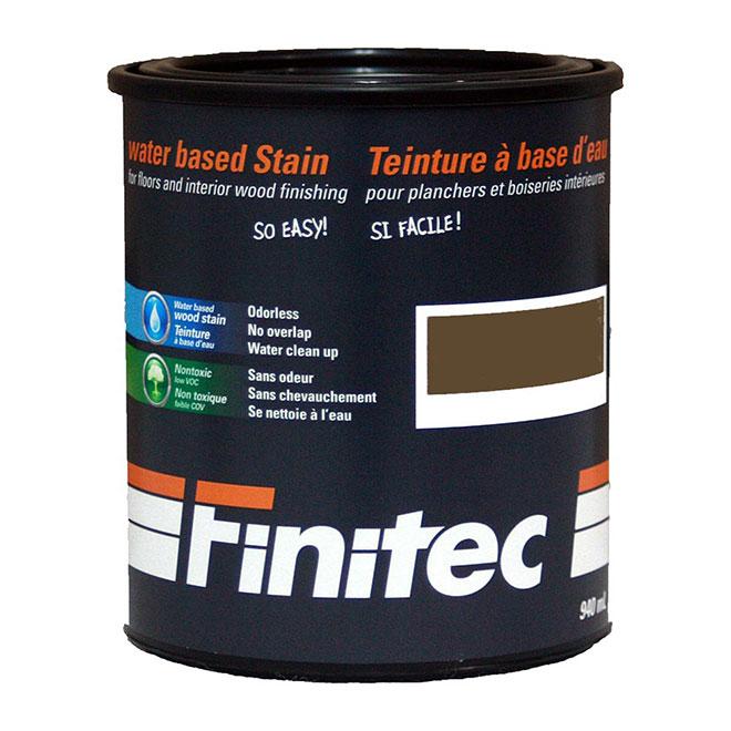 Teinture à l'eau pour plancher, 940 ml, pacane
