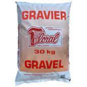 Gravier 0-3/4 po, 30 kg
