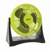 Comfort Zone Turbo Fan - 8'' - 3 Speeds - Lime