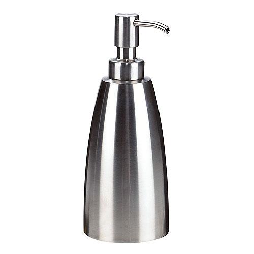 Forma Soap Dispenser - Brushed Steel