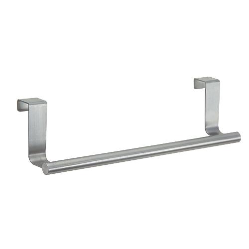 Interdesign Forma Towel Holder - Brushed Stainless Steel