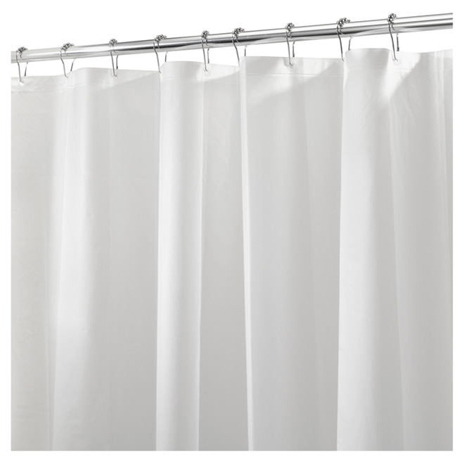 INTERDESIGN Shower Curtain Liner