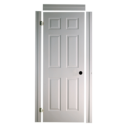 6 Panel Fast Fit Interior Door 32 X 78 Rona