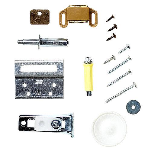 Metrie - Hardware for Pivot Door - 16 pcs
