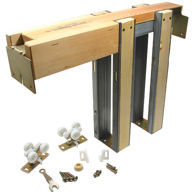 Beau Pocket Door Installation Kit