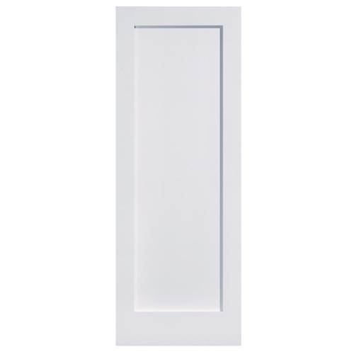 Metrie 1 Panel Pre Hung Interior Door 30 X 80 Left