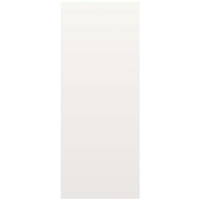 Metrie Primed Slab Door - 32-in x 80-in x 1 3/8-in - Hardboard - White