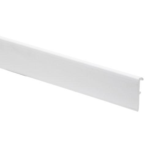 Cadrage en vinyle blanc doux