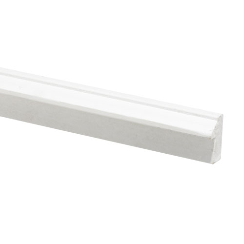 METRIE Primed Finger Jointed Poplar Back band PFP3414-16 | RONA