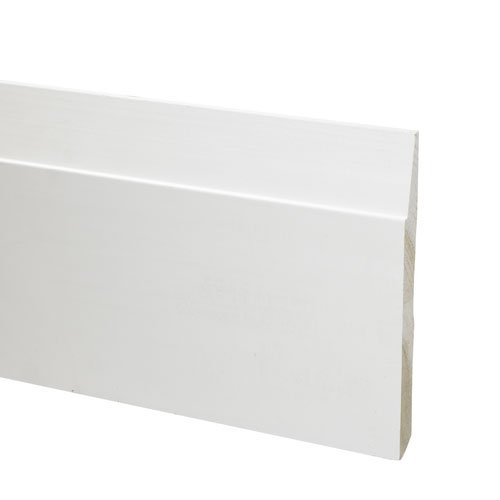 METRIE Primed Finger Jointed Poplar Baseboard PFP8239-16 | RONA