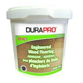 Flooring Adhesive - Hardwood - Solvent Free - 950 mL - Off-White