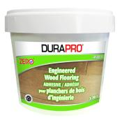 Flooring Adhesive - Hardwood - Solvent Free - 3.78 L - Off-White