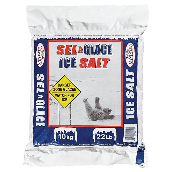 Sel à glace, sac de 10 kg