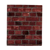 Brick finish wallpaper