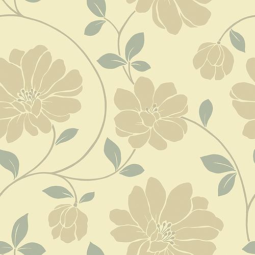 """""""Mega Flowers"""" Wallpaper"""