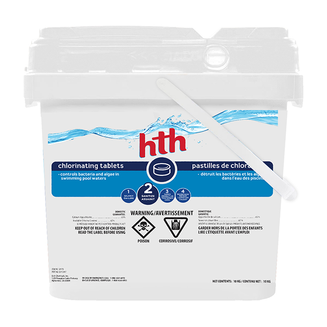 Chlorine Puck - 10 kg Container