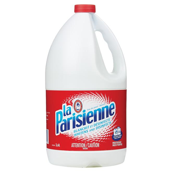 La Parisienne Liquid Bleach - 3.6 L