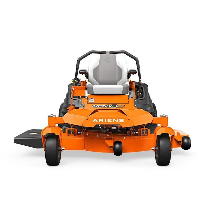 Tracteur, Ariens, Ikon KD, 52 po - 23 ch orange