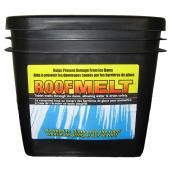 Déglaçant en granules pour barrages de glace Roofmelt de 14 lb