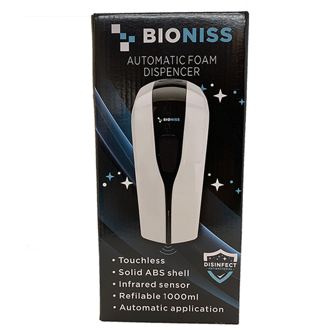 Bio-Experts Dispenser With Stand - 1000 ml