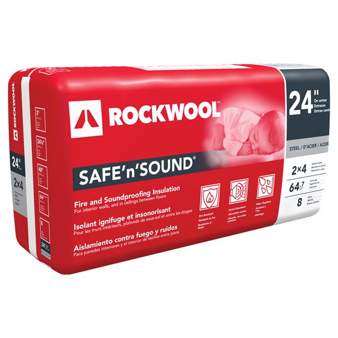 """""""Safe'n'Sound"""" Insulation"""