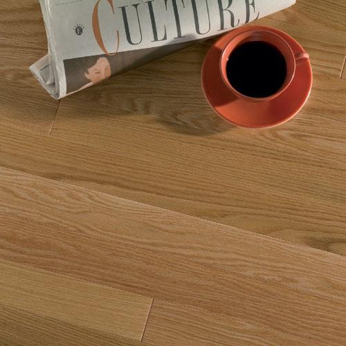 Oak Hardwood flooring - CS320 - Natural